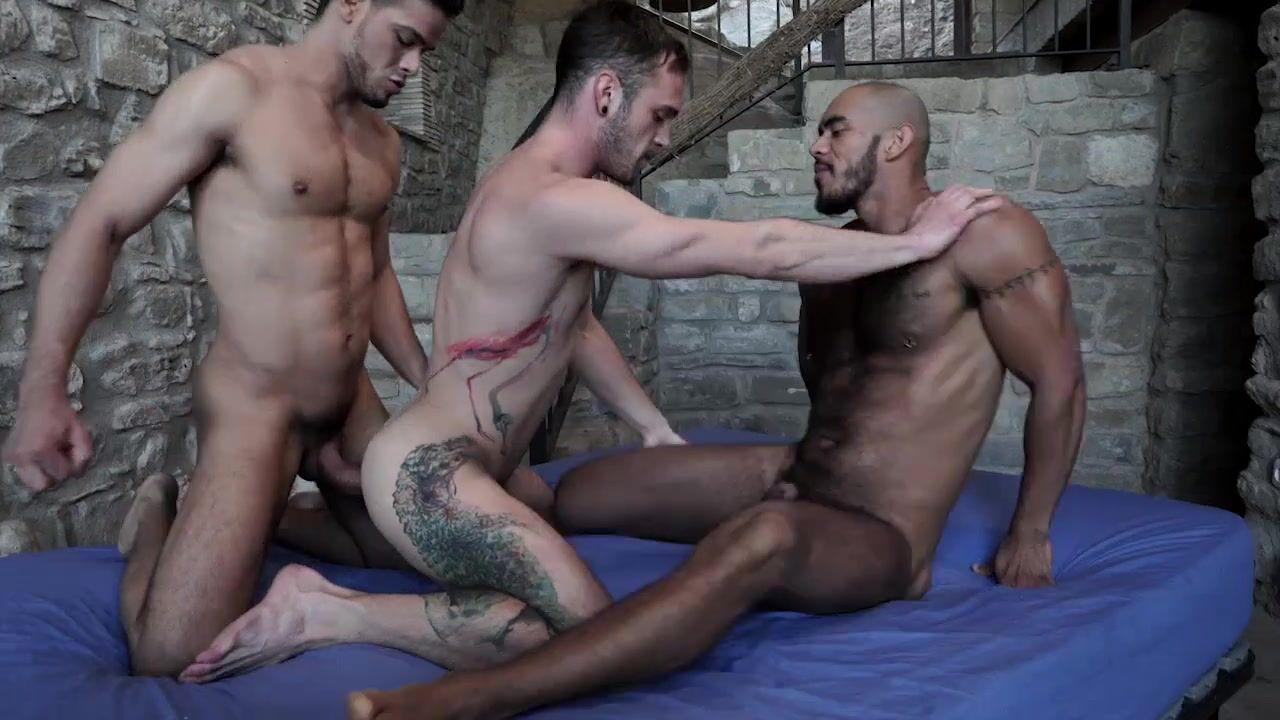 Rico Marlon's Raw Orgy - Drake Rogers, Louis Ricaute, Rico Marlon